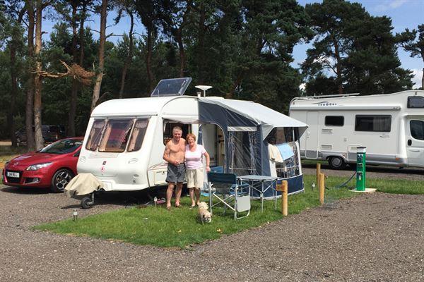 Pine Cones Caravans and Camping