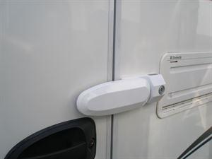 You can upgrade your door locks, too