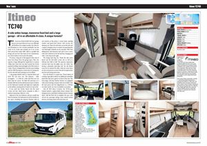 WHAT MOTORHOME MAY 2019