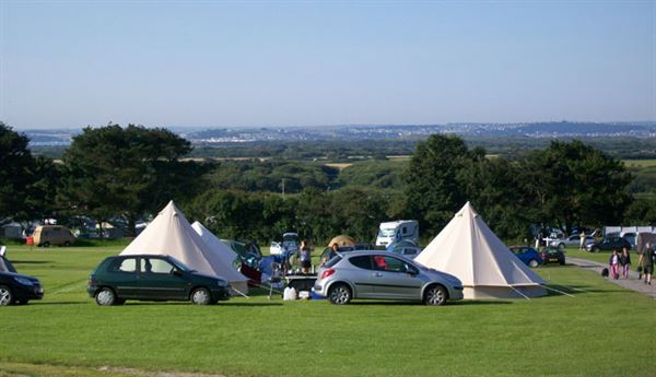 Lobb Fields Touring and Camping Park