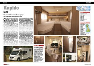 WHAT MOTORHOME MAY 2018
