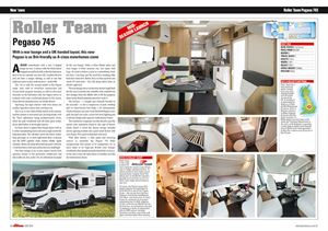 WHAT MOTORHOME JUNE 2018