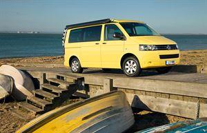The VW California Beach