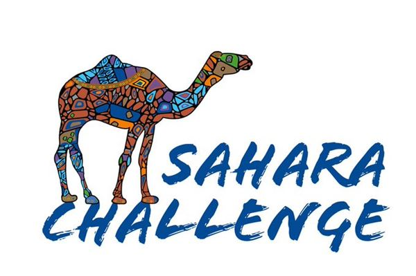 Bailey has embarked on a 3,500 adventure called the Sahara Challenge