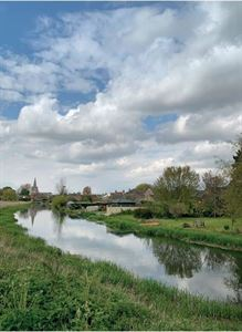 Image courtesy of Lynne Maxwell - High Locks to Low Locks, Market Deeping, Lincolnshire