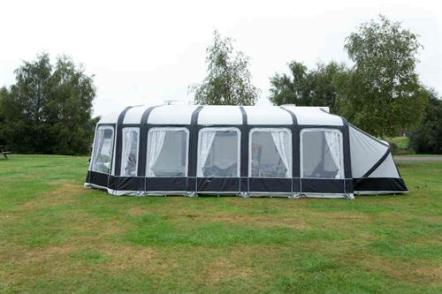 Bradcot Modul Air Caravan Awning Review Advice Tips New Used Caravans Caravanning Reviews Out And About Live