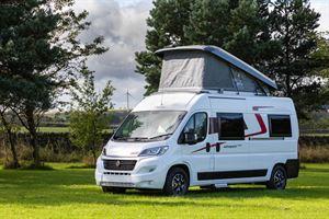 Elddis Autoquest CV80 campervan (Credit: Erwin Hymer Group)