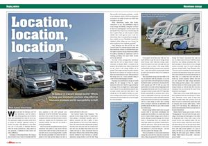 WHAT MOTORHOME JUNE 2019