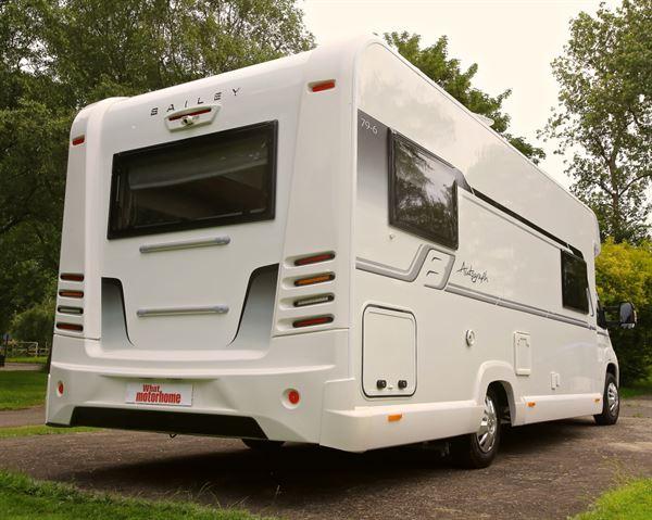 Fantastic Bailey Autograph 79-6 - Reviews - Motorhomes U0026 Campervans ...