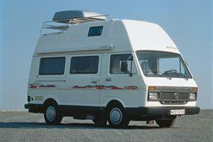The VW LT Florida campervan