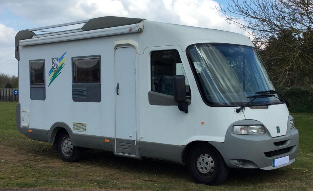 Knaus Travel-Liner 640
