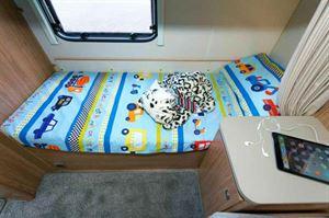 A cosy bunk enclave