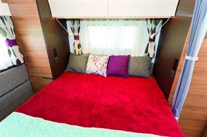 A delightfully cosy bedroom