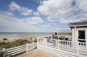 A holiday home gives you the perfect place for quality family time such as this one at Away Resorts' Barmouth Bay