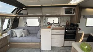 Inside the Coachman Laser 875