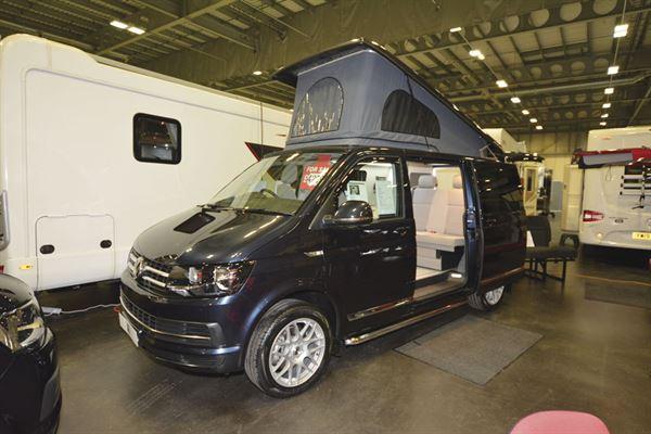 A1 Camper Conversions Explorer campervan