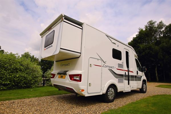 Adria Compact Sls Reviews Motorhomes Campervans