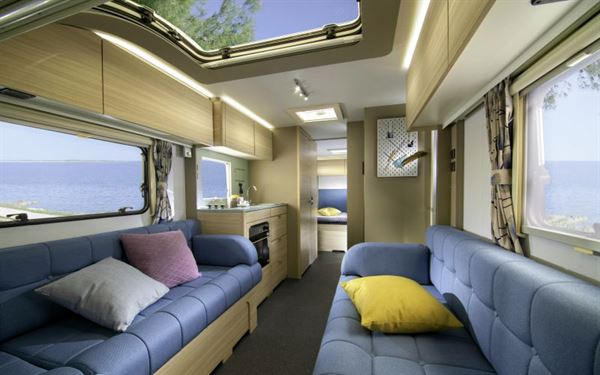 Adria launches four lightweight caravans and a new twin-axle