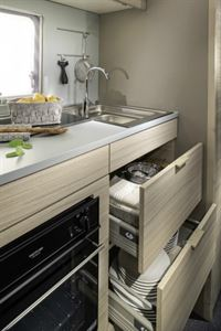 Altea kitchen drawers