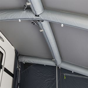 Inside the Kampa Dometic Winter Air PVC
