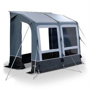 The Kampa Dometic Winter Air PVC is suitable for both caravans and motorhomes