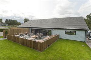 Caravan and Motorhome Club opens the Wanderer Kitchen and Bar at Knaresborough