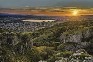 Above Cheddar Gorge (Pixabay)