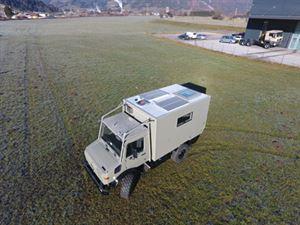 Action Mobil Temet 3600 all-terrain campervan/motorhome