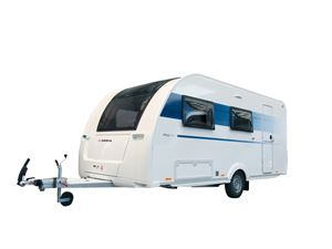 The Adria Altea Aire caravan