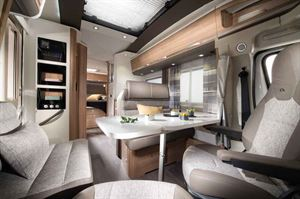 The all-new 2018 Adria Coral Axess