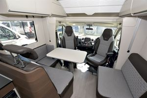 The Adria Matrix Supreme has a new layout for the 2021 season