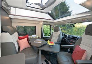 Adria Twin Sports 640 SG campervan cab