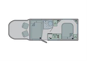 Advance 74-4 night layout
