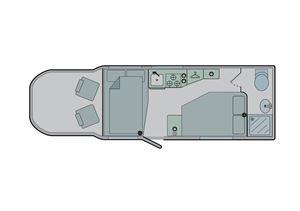 Advance 76-2 night layout