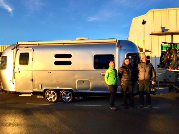 Airstream Yukon
