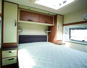 Lunar Alaria TR bedroom