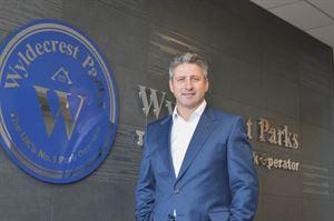 Wyldecrest Parks' chairman Alfie Best