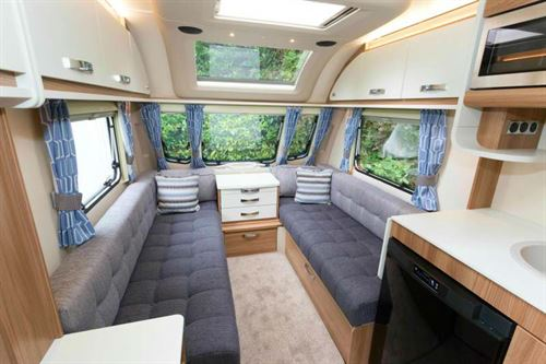 What S New From The Swift Group For 2018 Caravan News