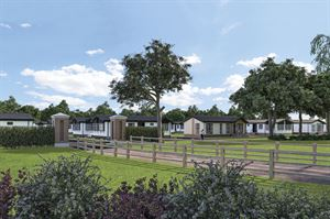 An artist's impression of the new Badgerwood Park