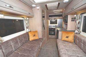 Auto Sleeper Front Lounge Motorhome