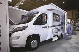 Coachbuilt Motorhome from £60,000 to £75,000: Auto-Sleepers Nuevo EK