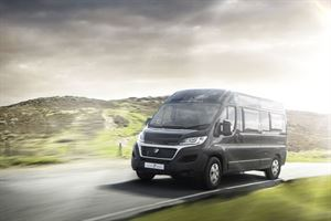 Auto-Trail Expedition campervan