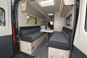 Seating in the Auto-Trail Expedition
