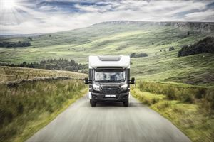 The Auto-Trail Tribute F-70 motorhome
