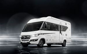 2021 sees the arrival of Auto-Trail's Grande Frontier A-class