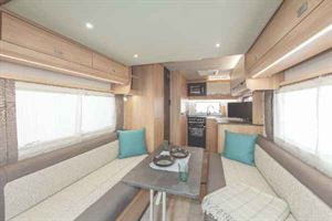 Auto Trail Front Lounge Motorhome