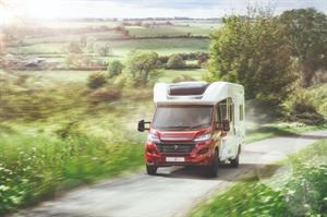 Auto Trail Tracker Motorhome with French Bed Layout