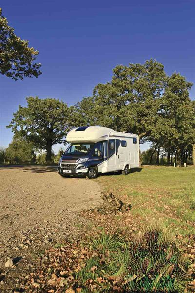The Auto-Trail Tribute T-736 G