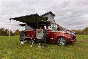 Auto Campers develops new website to show flexibility of its campervans