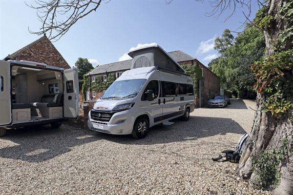 The Auto-Trail Adventure 65 campervan